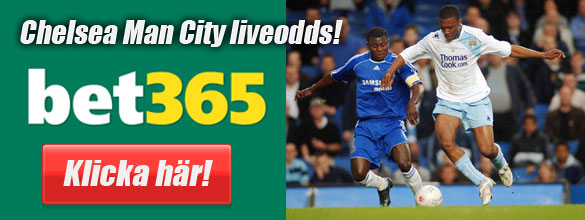 Chelsea Man City Liveodds Bet 365